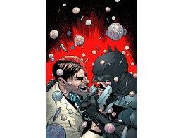 Batman & Robin v5 The Big Burn (ING/HC) Comic
