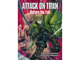 Attack On Titan Before The Fall N (ING/TP) Comic