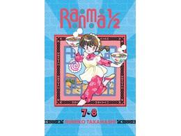Ranma 1/2 2in1 v4 (ING/TP) Comic