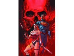 Superman Wonder Woman v3 Cof War (ING/HC) Comic