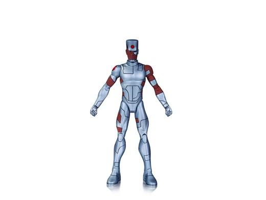 Figura DC Comics Designer Dodson Earth 1 Tt Cyborg