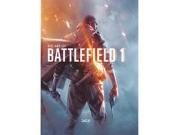 Art of Battlefield 1 (ING) Libro