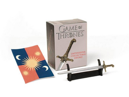Game of Thrones Oathkeeper W Booklet