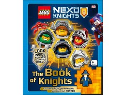 Lego Nexo Knights Book of Knights (ING) Libro