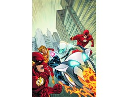 Flash Vol 2 The Road To Flashpoint (ING/TP) Comic