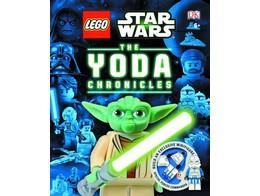 Lego Star Wars Yoda Chronicles (ING) Libro