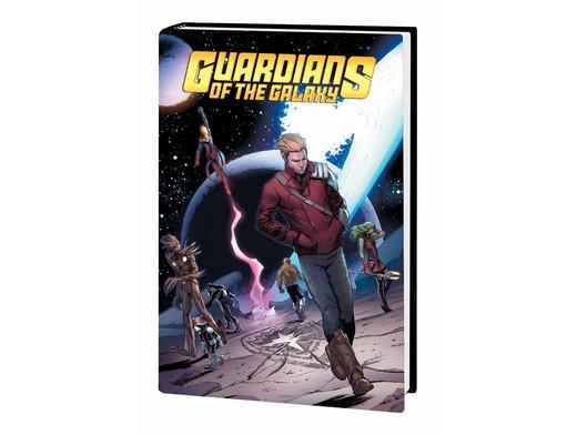 Guardians of Galaxy v5 (ING/HC) Comic