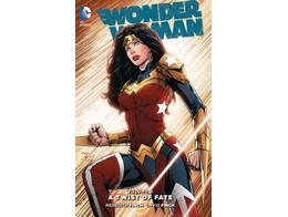 Wonder Woman v8 Twist of Fate (ING/TP) Comic