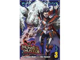 Monster Hunter Flash Hunter v3 (ING/TP) Comic