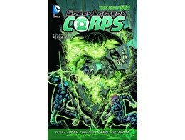 Green Lantern Corps v2 Alpha War (ING/HC) Comic