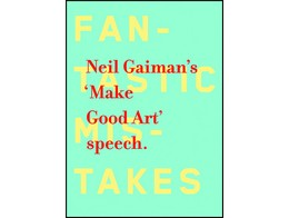 Neil Gaiman Make Good Art (ING) Libro