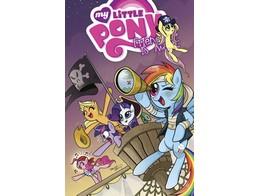 My Little Pony F Is Magic v4 (ING/TP) Comic