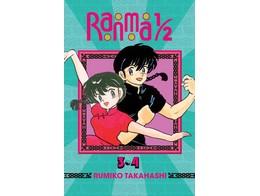 Ranma 1/2 2in1 v2 (ING/TP) Comic