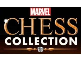 Marvel Chess Figure Binder Vol
