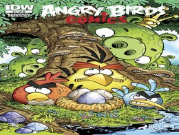 Angry Birds #11 (ING/CB) Comic
