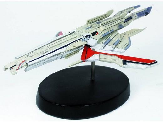 Figura Mass Effect Turian Cruiser Ship Replica