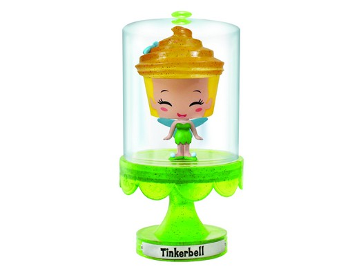 Figura Disney Tinker Bell Cupcake Keepsakes
