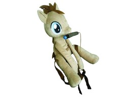 My Little Pony Doctor Whooves Plush Backpack