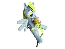 My Little Pony Best Pony Plush Backpack