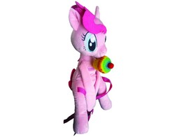 My Little Pony Pinkie Pie Plush Backpack