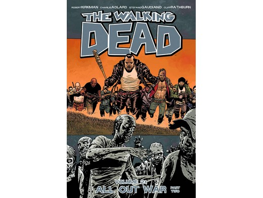 Walking Dead v21 All Out War Pt 2 (ING/TP) Comic