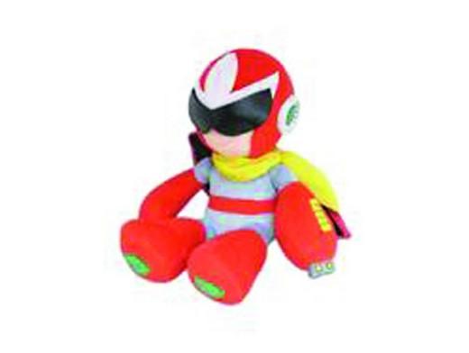 Peluche Megaman 7in Proto Man
