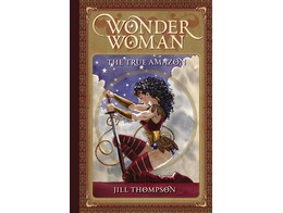 Wonder Woman The True Amazon (ING/HC) Comic