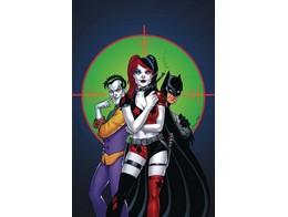 Harley Quinn v5 The Jokers Last L (ING/HC) Comic