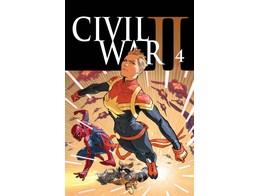 Civil War II #4 (ING/CB) Comic