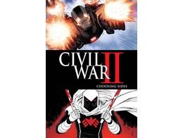 Civil War II Choosing Sides #2 (ING/CB) Comic