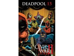 Deadpool #15 (ING/CB) Comic