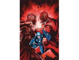Captain America Steve Rogers #3 (ING/CB) Comic