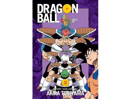 Dragon Ball Full Color Freeza A v2 (ING/TP) Comic