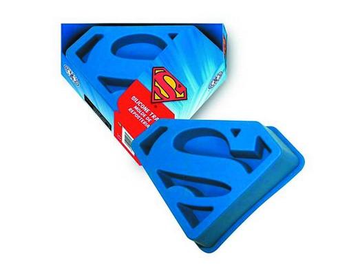 DC Superman Logo Silicone Baking Tray
