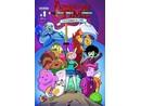 Suscripción Adventure Time Fionna & Cake (ING/CB) Comic