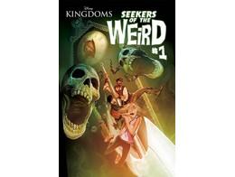 Disney Kingdoms Seekers of Weird #1 (ING/CB) Comic
