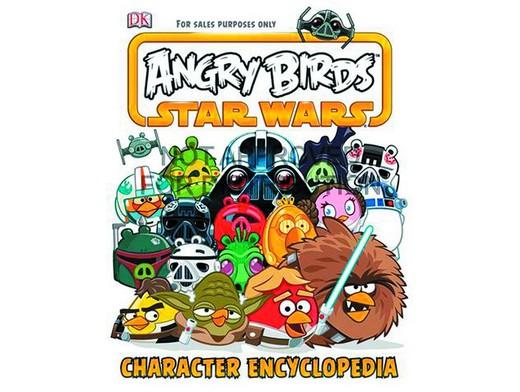 Angry Birds SW Character Encyclopedia (ING) Libro