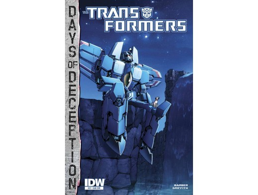 Transformers #37 (ING/CB) Comic