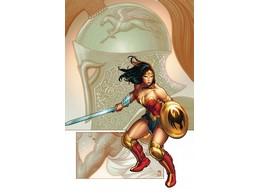 Wonder Woman Her Greatest Battles (ING/TP) Comic
