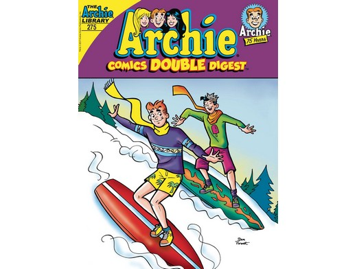 Archie Comics Double Digest #275 (ING/CB) Comic