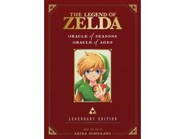 Legend of Zelda LEd v2 Oracle S A (ING/TP) Comic