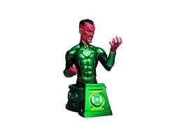 Busto Blackest Night Sinestro As Green Lantern