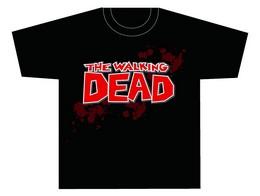 Polera Walking Dead Logo