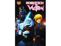 Robotech Voltron #1/5 (ING/CB) Comic