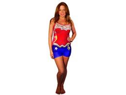 Pijama DC Heroes Wonder Woman Set