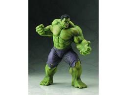 Estatua Marvel Comics Avengers Now Hulk Artfx+