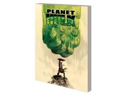 Planet Hulk Warzones (ING/TP) Comic