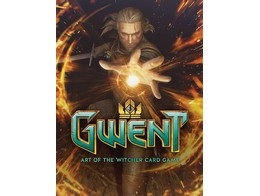 Gwent Art of Witcher Card Game (ING) Libro