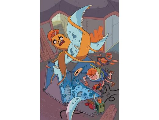 Adventure Time #59 (ING/CB) Comic