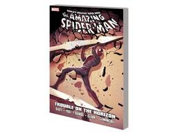 Spider-Man Trouble on Horizon (ING/TP) Comic